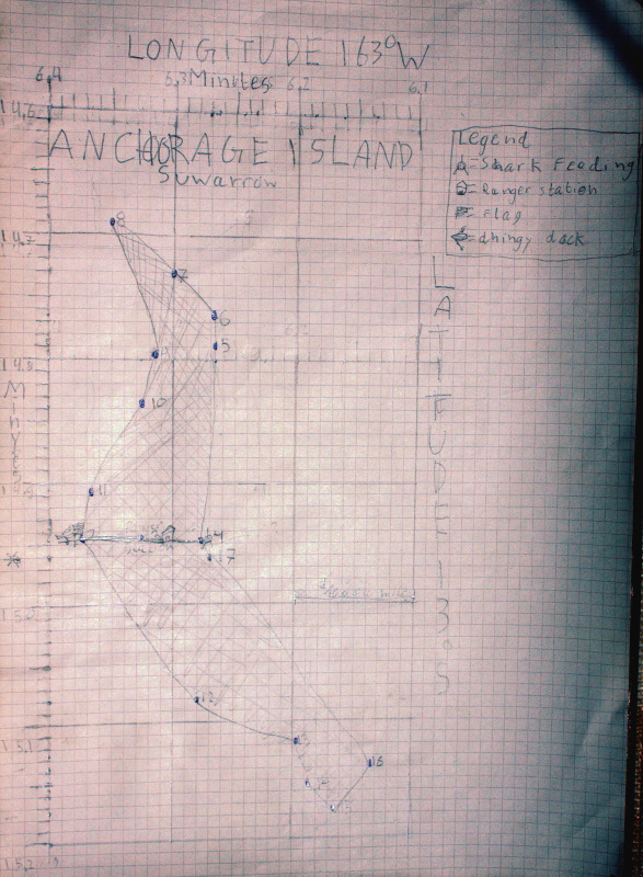 Anchorage Island Map